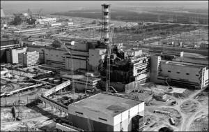 25 let so dnja avarii na Chernobyl'skoj AJeS