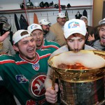 Кубок Гагарина приобрел нового хозяина