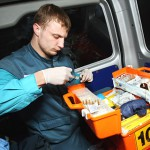 Машина посольства Польши попала в ДТП в Подмосковье