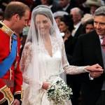 Уильям и Кейт обвенчались