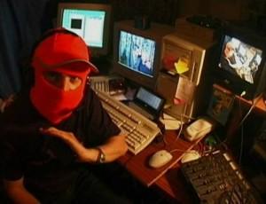 Обострение хакеров