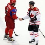 ЧМ по хоккею: сегодня Россия сыграет с Канадой