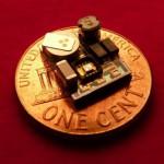 Самый маленький генератор в мире