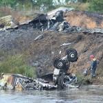 Хоккейная команда Локомотив разбилась в авиакатастрофе