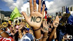 Global'naja akcija protesta proneslas' po vsemu miru