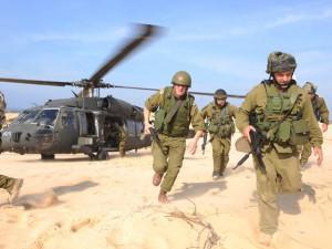 Izrail'skogo soldata osvobodili iz plena vzamen na 477 palestinskih boevikov