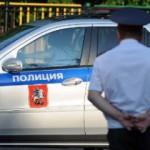 Пьяные сотрудники полиции сбили велосипедиста в москве
