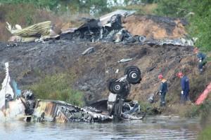"""Segodnja  rovno 40 dnej so dnja aviakatastrofy s hokkejnoj komandnoj """"Lokomotiv"""""""