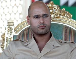 Syn ubitogo Kaddafi obewal nachat' novuju vojnu