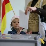 Первый тур выборов в Южной Осетии выявил двоих кандидатов в президенты