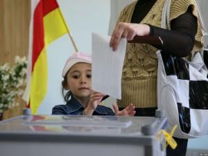 Pervyj tur vyborov v Juzhnoj Osetii vyjavil dvoih kandidatov v prezidenty