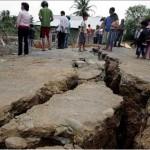 По всему миру  прошла череда землетрясений