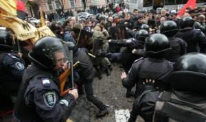 Polskie nacionalisty ustroili massovyj pogrom na dne nezavisimosti