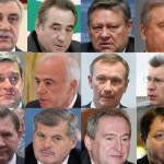 """Сразу 12 губернаторов попали в списки """"двоечников"""""""