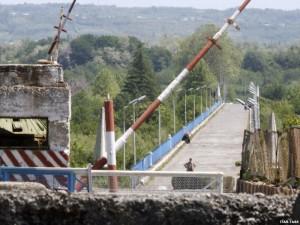 Juzhnaja Osetija perekryla granicu s Rossiej