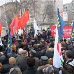 Оппозиционеры согласовали очередной митинг, который назначен на 24 декабря