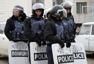 Policejskim Zhanaozena grozit do 10 let lishenija svobody