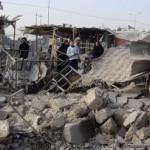 Террорист-смертник взорвался у стен МВД Багдада