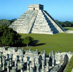 Tury v Jukatan