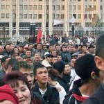 В Казахстане другие города начали поддерживать шахтеров из Жанаозена