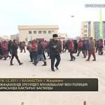 В Казахстане шахтеры захватили город