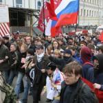 В Москве прошел марш согласных