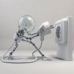 Без электричества никуда