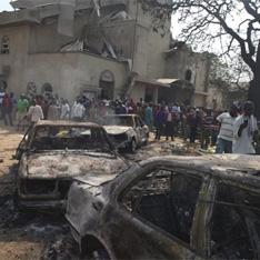 Zhertvami terroristov v Nigerii stali bolee 180 chelovek