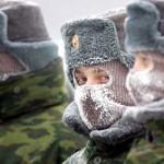 137 солдат госпитализированы с подозрением на пневмонию