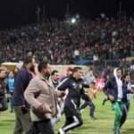 Футбольный матч закончился массовой дракой, в результате которой погибло 74 человекаа