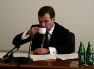 Medvedev priglasil na chaepitie liderov nezaregistrirovannyh partij