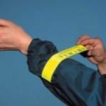 Пешеходов России могут обязать носить светоотражающие наклейки