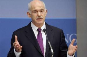 Pre'mer-ministr Grecii grozit jekonomicheskoj katastrofoj
