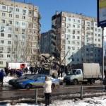 При взрыве газа в Астрахани пострадали 12 человек