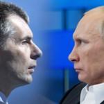 Путин признался, что он являлся основателем партии «Правое дело»
