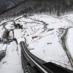 Русские горки будут возведены к концу 2012 года