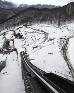 Russkie gorki budut vozvedeny k koncu 2012 goda