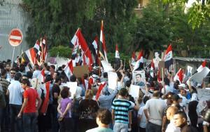 Sirijcy zahvatili Rossijskoe posolstvo