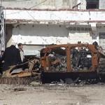 Сирийские власти возобновили обстрел Хомса