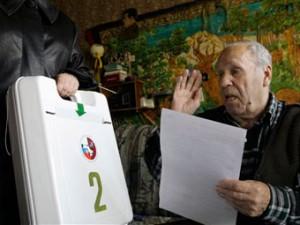Social'nye rabotniki poluchili prikaz agitirovat' Putina