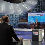 В России начались предвыборные дебаты