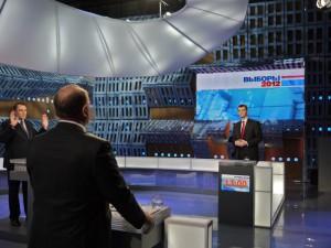 V Rossii nachalis' predvybornye debaty