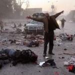 В Сирийском городе Алеппо взорвался террорист-смертник