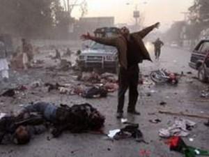 V Sirijskom gorode Aleppo vzorvalsja terrorist-smertnik