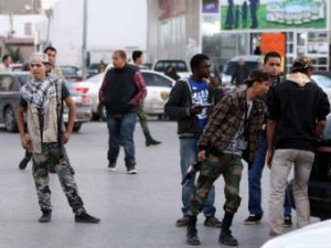 Tureckij otel' v Tripoli atakovali opolchency