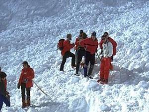 V rezul'tate shoda laviny v Norvegii pogiblo 2 cheloveka