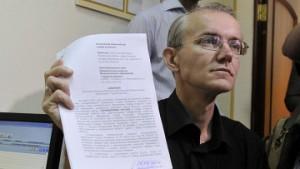 Protiv Olega Sheina vozbuzhdeno 13 administrativnyh del