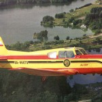 В Калужской области потерпел крушение учебный самолет