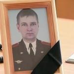 На похороны майора Солнечникова пришло несколько сотен человек