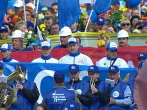2,3 milliona rossijan stali uchastnikami pervomajskih akcij